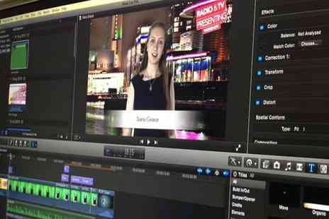 Play Media Training - Final Cut Pro X video editing workshop - Save 71%
