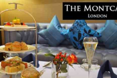 Montcalm Hotel - Afternoon Tea for 2 people including champagne, sandwiches, cakes & scones - save 56% - Save 56%