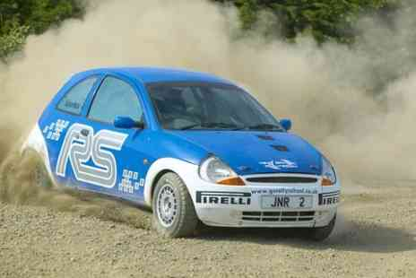 Chris Birkbeck International Rally School - Half Day Junior Driving Experience - Save 51%