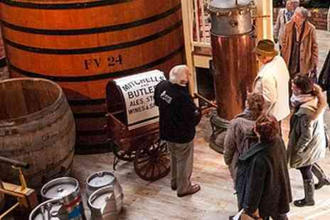 The National Brewery Centre - Museum Brewery Tour - Save 50%
