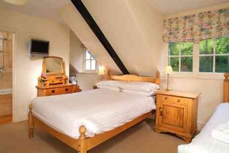 Rock Inn Waterrow - One Nights For Two With Breakfast - Save 41%
