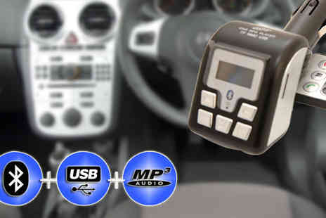 Assist Products - In Car Hands Free Bluetooth Set - Save 49%