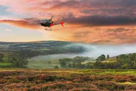 Hields Aviation - Six Mile Helicopter Ride  - Save 52%