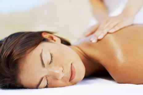 Flawless Beauty Studio - Back Neck and Shoulder or Indian Head Massage - Save 50%