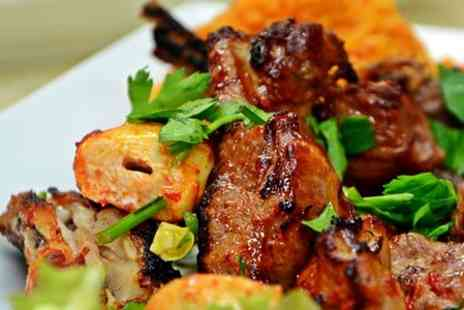 Mezze Bar and Grill - Ten Turkish Dishes For Two - Save 65%