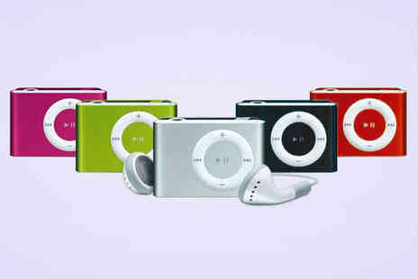 Qualite - 8GB MP3 Player in Choice of Colour - Save 82%