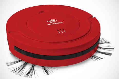 Buy Moby - Robot Vacuum Cleaner - Save 74%