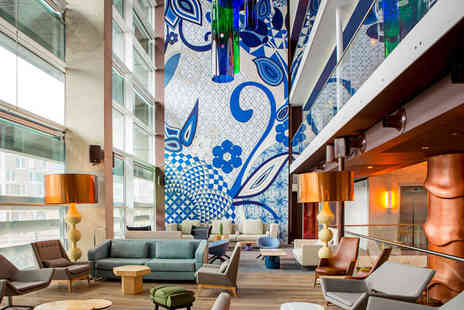 Room Mate Aitana - Urban Flair Meets History in Amsterdam - Save 37%