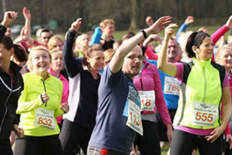 Age UK - Registration to Age UKs Wrap Up and Run 10k on March 30 in Graves Park - Save 32%