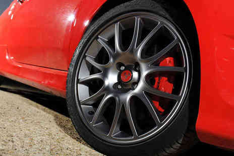 Midlands Alloy Wheel Refurbishment - Wheel Refurbishment for One  - Save 50%