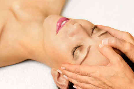 Atkinson's Spa House - Zen Facial Package with Back Exfoliation and Aromatherapy Back Massage - Save 61%