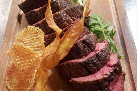 The Old House Hotel - Chateaubriand for Two with Glass of Prosecco on Arrival - Save 51%