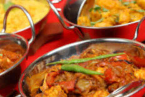 7 Spices - Indian feast for two - Save 63%