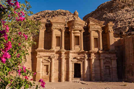 Egypt Uncovered - Five night tour of Jordan including breakfast - Save 30%