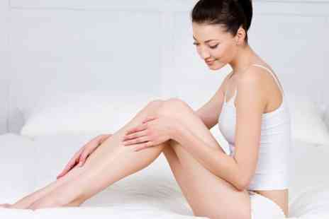 Vogue Laser and Beauty Lounge - Three Sessions IPL Hair Removal  - Save 82%