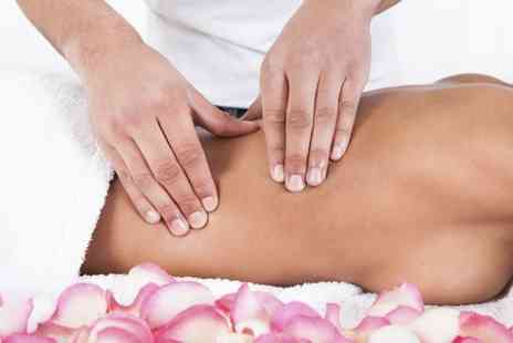 Studio Hair & Beauty - Choice of Massage Treatment - Save 50%
