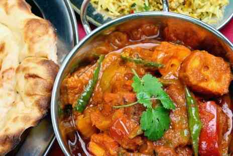 Tamarind - Indian Starter Main and Side For Two - Save 52%