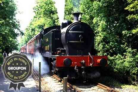 Avon Valley Rail - Entry For Two - Save 50%