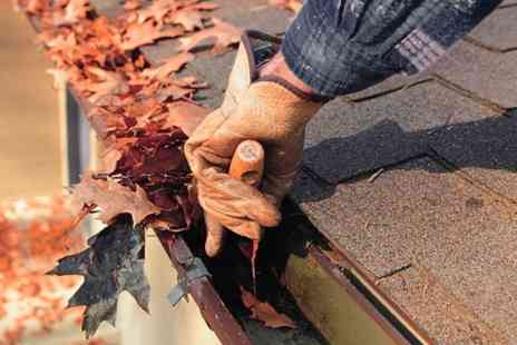 SKLimited - Gutter Check and Cleaning - Save 55%