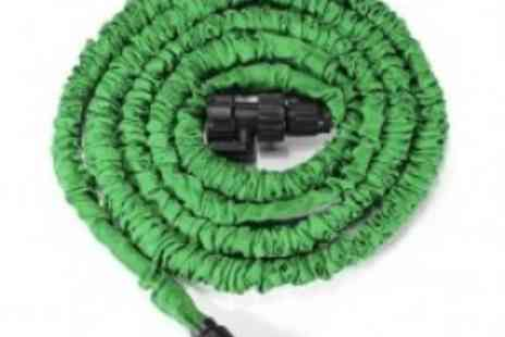 ebuzzworld.co.uk - lightweight, durable Flexible Garden Hose - Save 50%