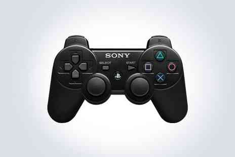 XLBS - Sony PS3 Wire Free Dual Shock Controller - Save 50%