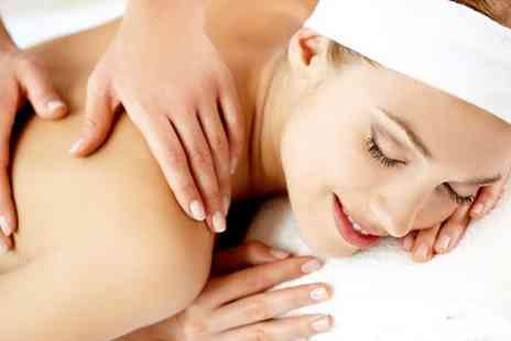 The Essence of Beauty - Chocolate Facial Hot Stone or Deep Tissue and Scalp Massage  - Save 67%