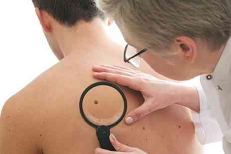 The Moll Clinic - Mole Wart or Skin Tag Removal - Save 47%