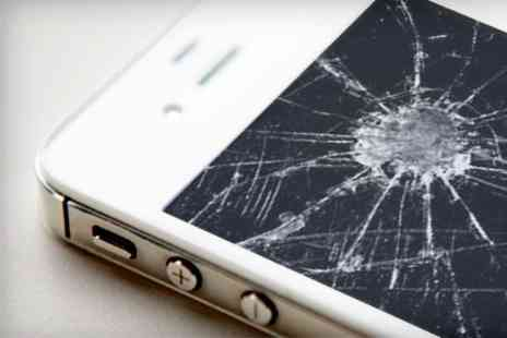 Cell City - iPhone Screen Repair 4/4S or 5  - Save 50%
