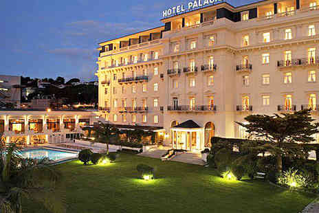 Hotel Palácio Estoril - Glamour and Luxury on the Estoril Coast - Save 44%