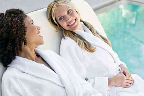 The Royal Bath Hotel - Spa Day with Treatment Each for Two People - Save 70%