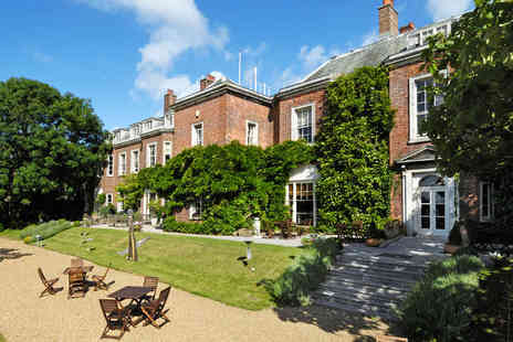 Pelham House - Overnight Sussex Break for Two in an Executive Room  - Save 57%