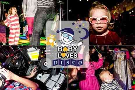 BabyLovesDisco - Teddy Bear Sleepover  PARTAAY in PJs for you, the kids and their teds