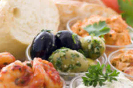 Rowsha Lebanese Restaurant - 25 worth of food - Save 60%