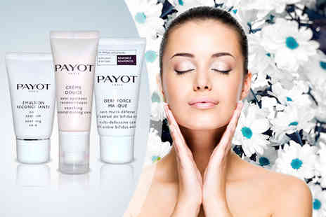 Direct Cosmetics - Payot Paris Skincare Trio set - Save 60%