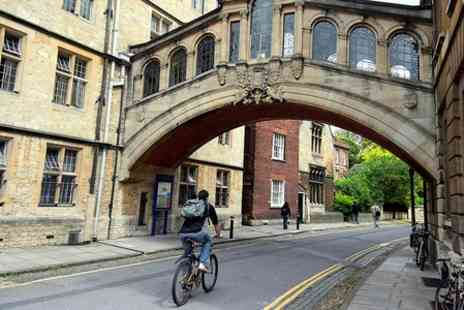 Cycle Tours Oxford - Vintage Bike Tour for two - Save 60%
