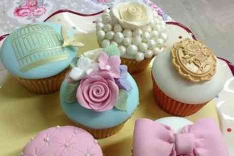 Lottie and Jakes - Two Hour Cupcake Decorating Course For One - Save 50%