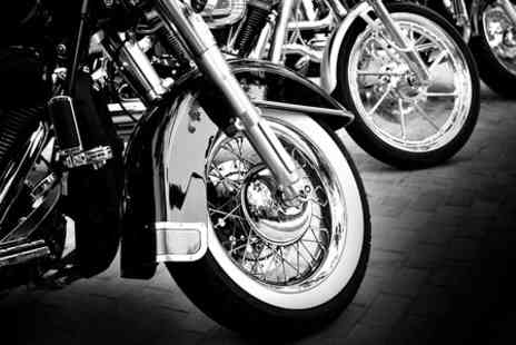 Preston Harley Davidson - Motorcycle MOT Test and Health - Save 78%