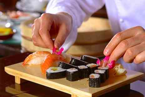 Sakura - Japanese Tasting Menu For Two - Save 48%