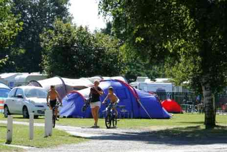 Orwell Meadows Leisure Park - One Night  Camping or Touring Pitch For Two - Save 53%