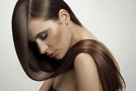 Crystal Hair & Beauty - Haircut Blow Dry and Straighten - Save 50%