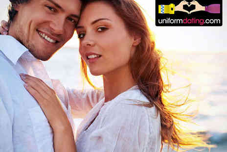 Uniform Dating - One Month Full Membership  - Save 73%