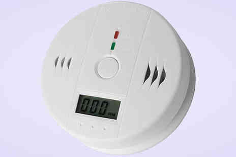 Just Buy - Carbon Monoxide Detector - Save 58%