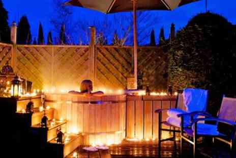 Cotswolds House Hotel & Spa -  Top Rated Spa Treat including Massage & Bubbly - Save 37%