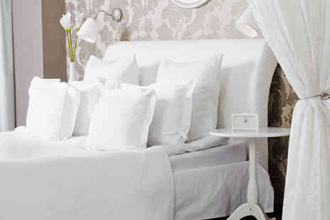 Linens - Voucher for an Egyptian Cotton Bedding Set in a Range of Sizes - Save 53%