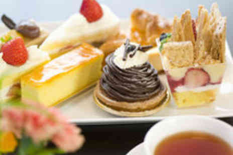 Courthouse Hotel - Chocolate Afternoon Tea for Two with Champagne - Save 50%