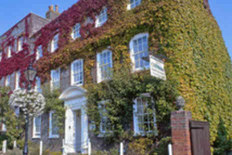 The Old House Hotel - Romantic Hampshire Hotel Break for Two - Save 40%