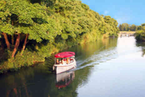 Oxford River Cruises - Spirit of Oxford River Cruise for Two - Save 50%