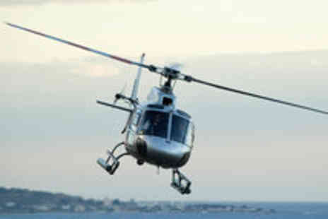 Helicentre Aviation - 15 Mile Thrill Seekers Helicopter Experience for One Person - Save 34%