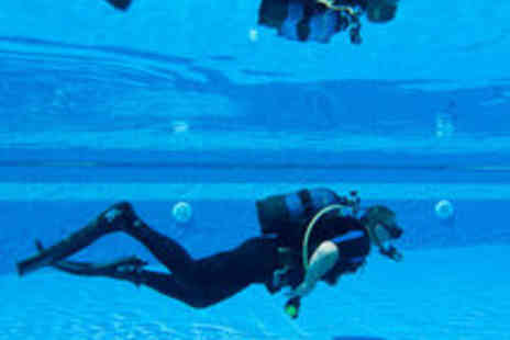Aquatechnique Scuba School - Two Hour Scuba Diving Taster Session for One Person - Save 60%