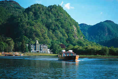 Lodore Falls Hotel - Quaint waterside hotel in the Lake District, including a choice of room types, breakfast, cream tea, dinner and extras - Save 49%